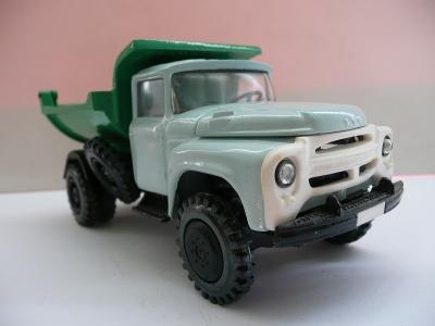 Модель грузовика ЗИЛ - 141, фарфор